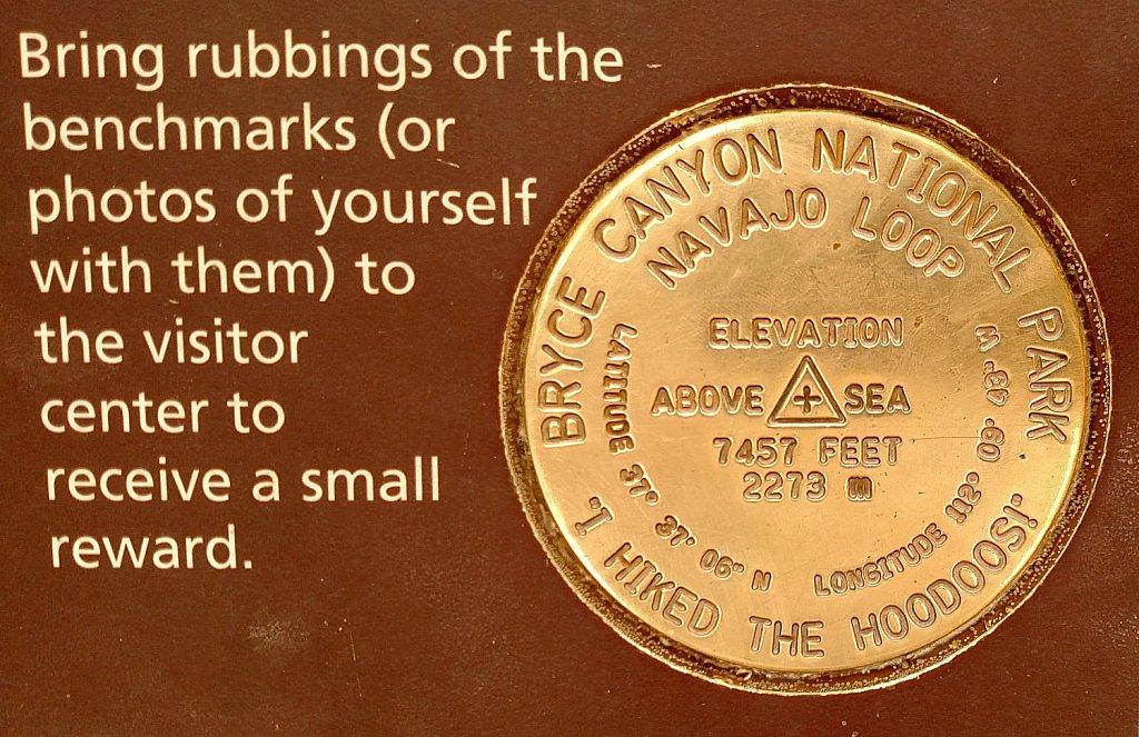 Navajo Loop Marker