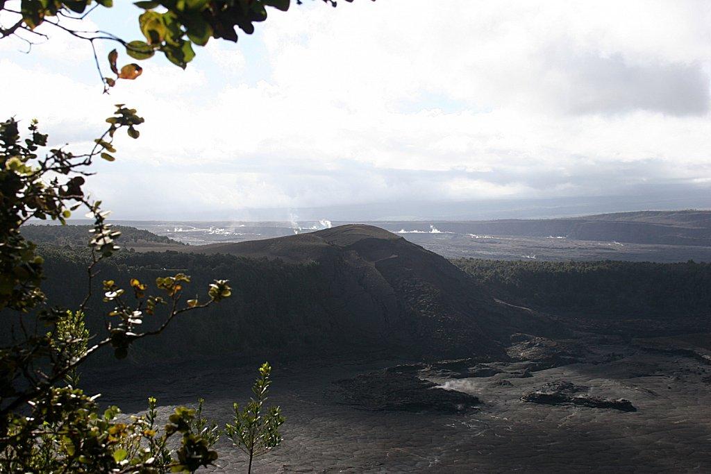 Kilauea Iki Overlook