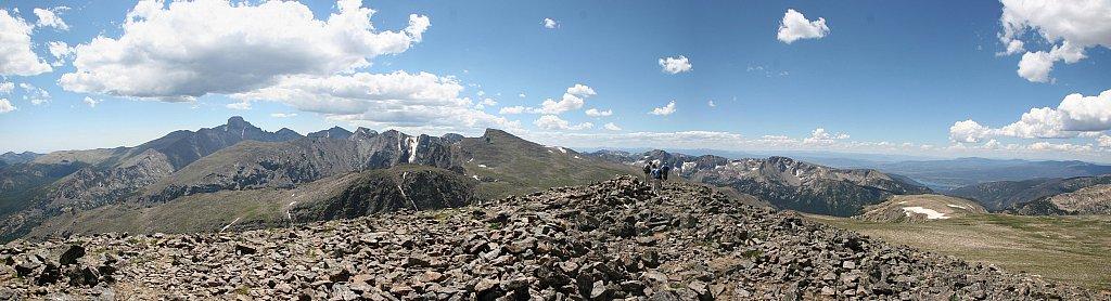 Hallet Peak Summit