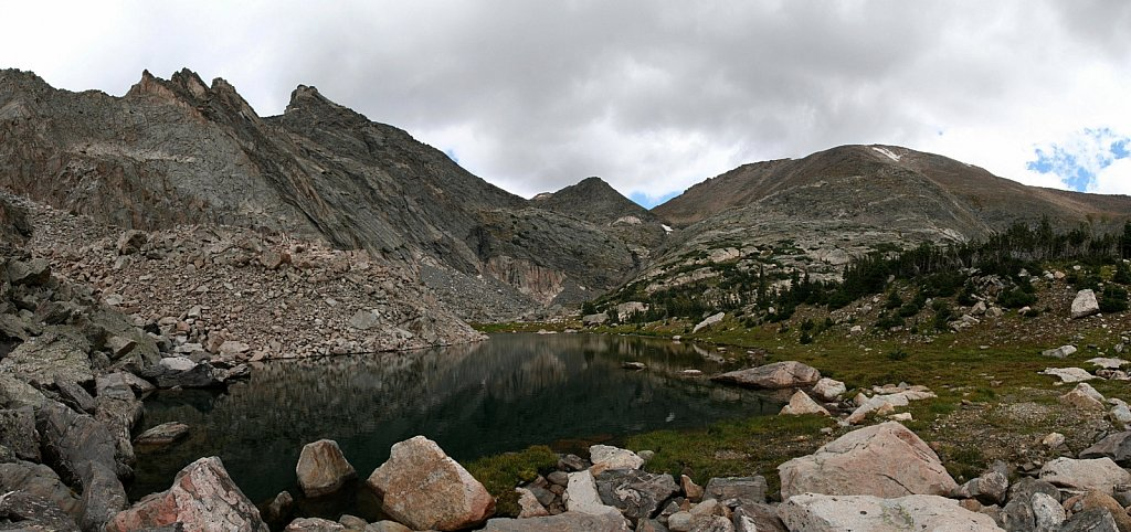 Upper Fay Lake