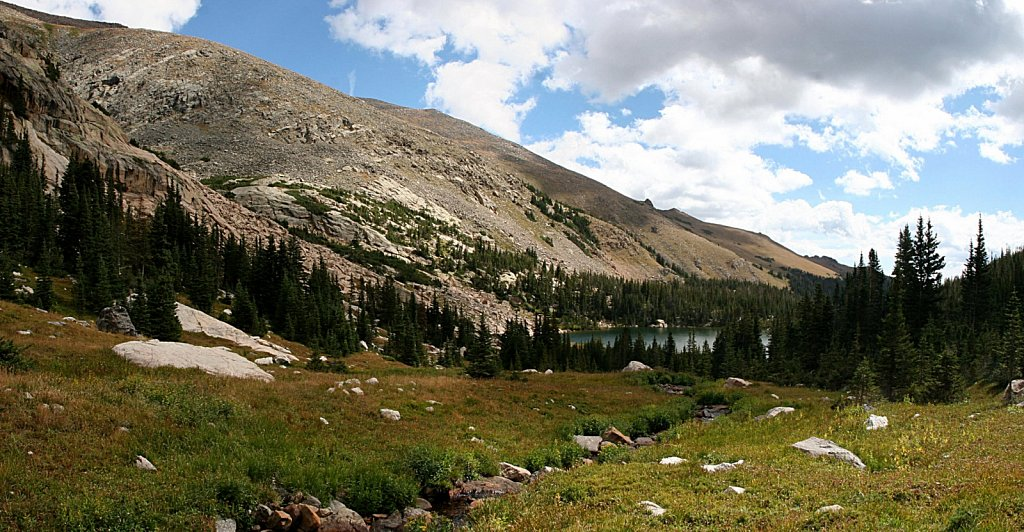 Middle Fay Lake
