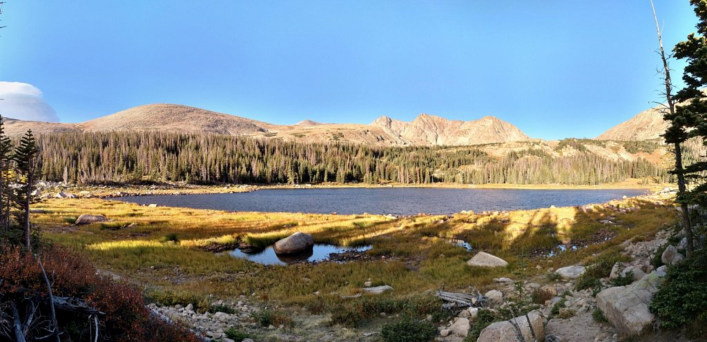 Lost Lake Morning