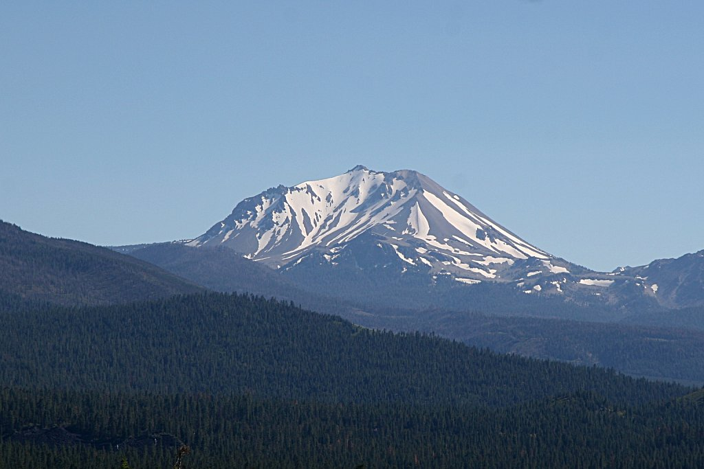 Lassen Peak, 10,457′