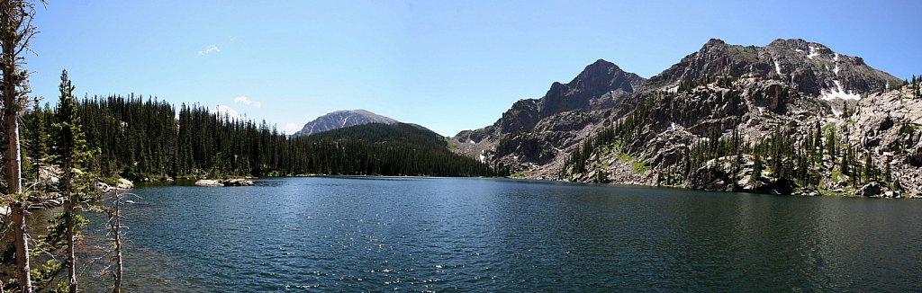 Lake Nanita pano