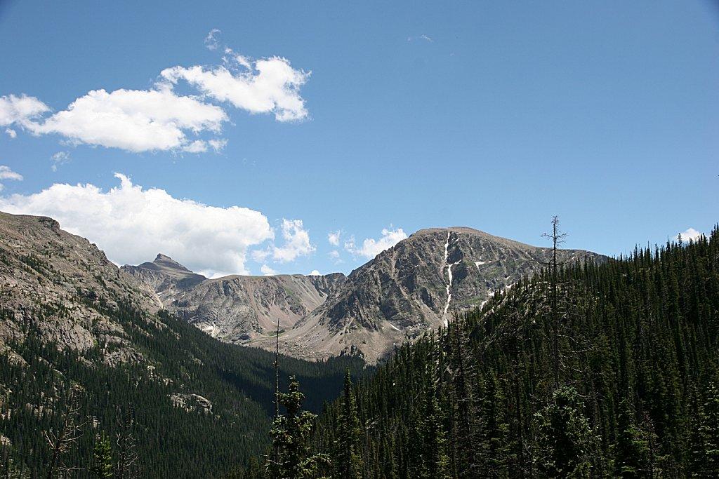 Upper North Inlet Valley