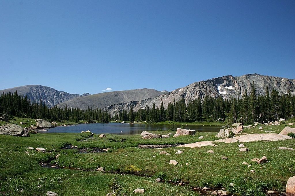 Lion Lake #1