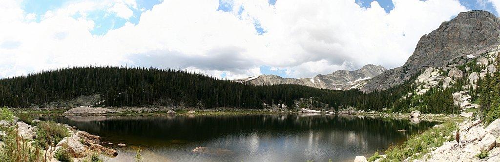 Pear Lake pano