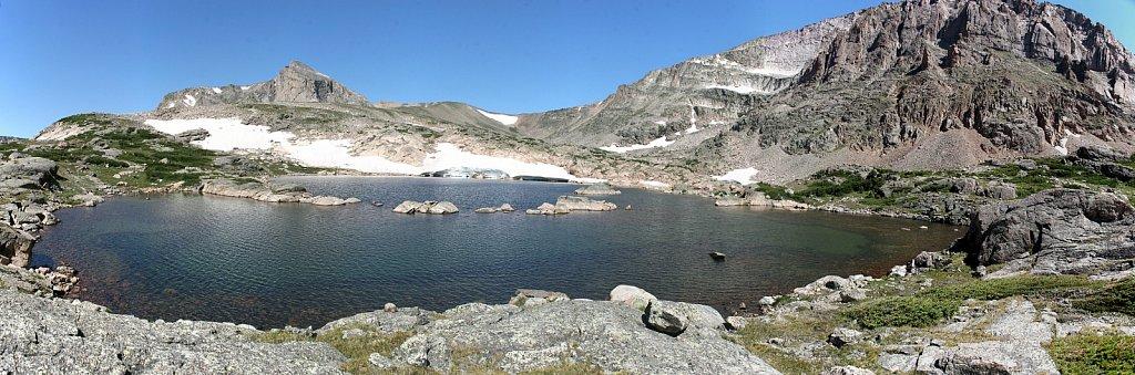Snowbank Lake Pano