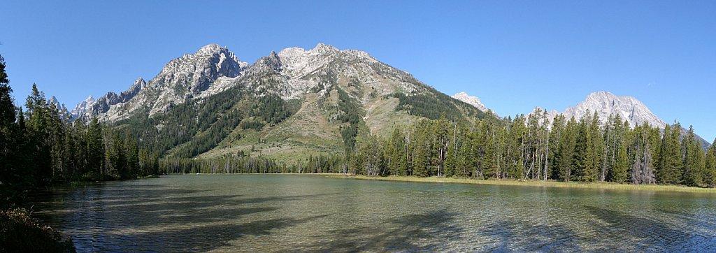 Mt. St. John and Rockchuck Peak