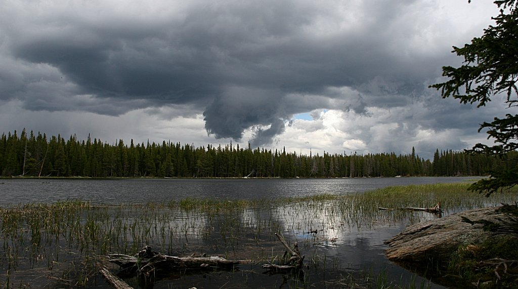Threatening Clouds #1