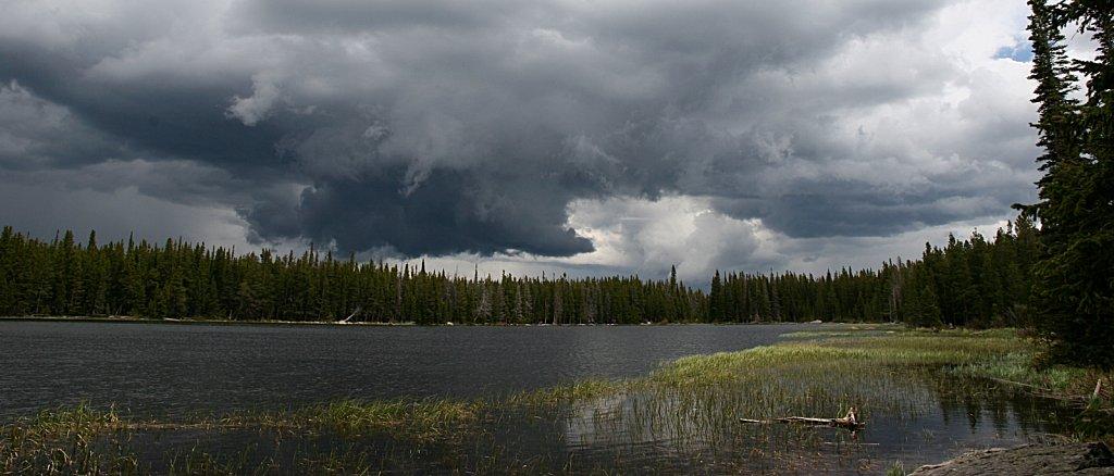 Threatening Clouds #2