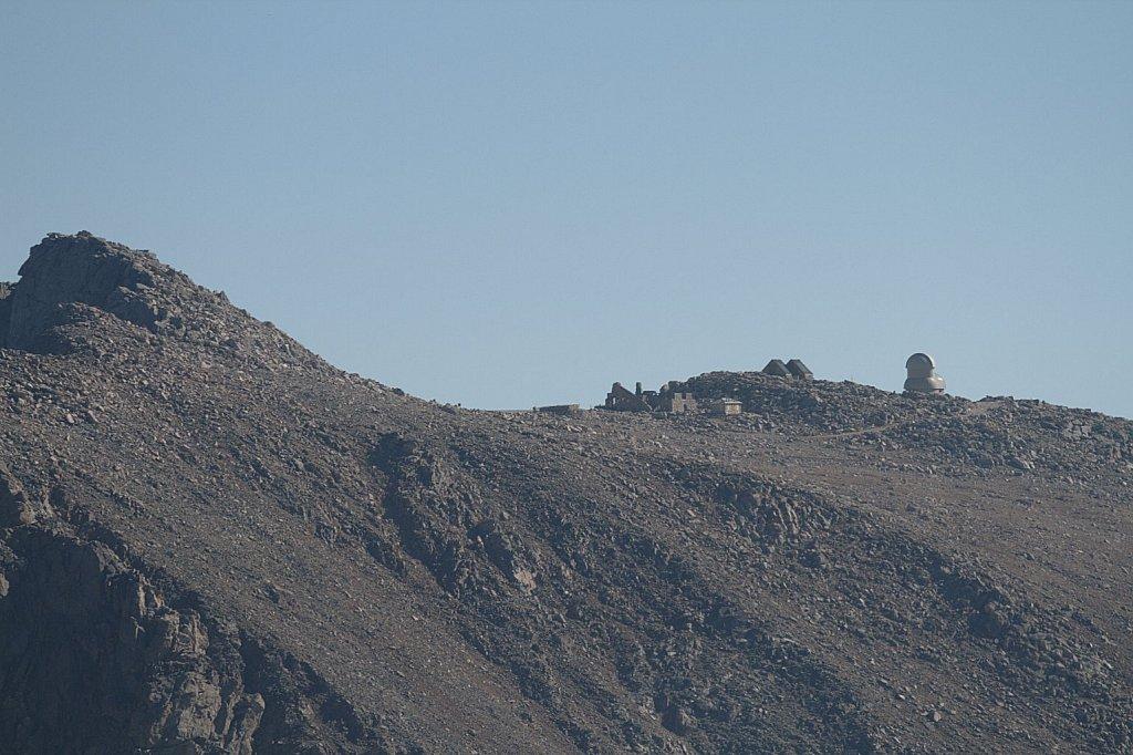 Mt. Evans Structures