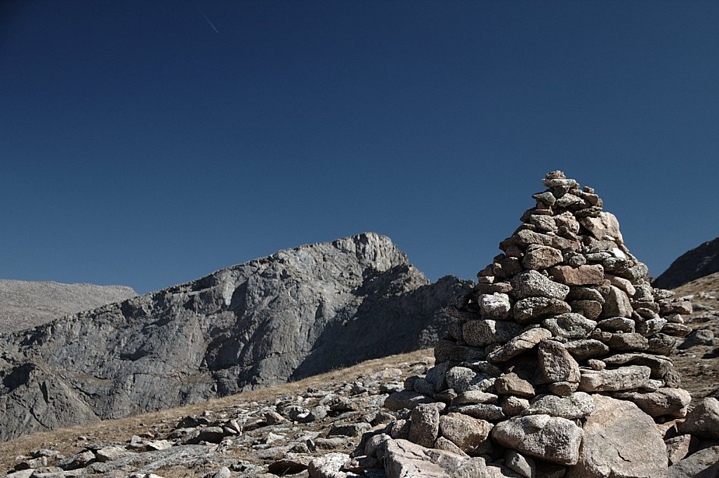 Cairn and the Sawtooth