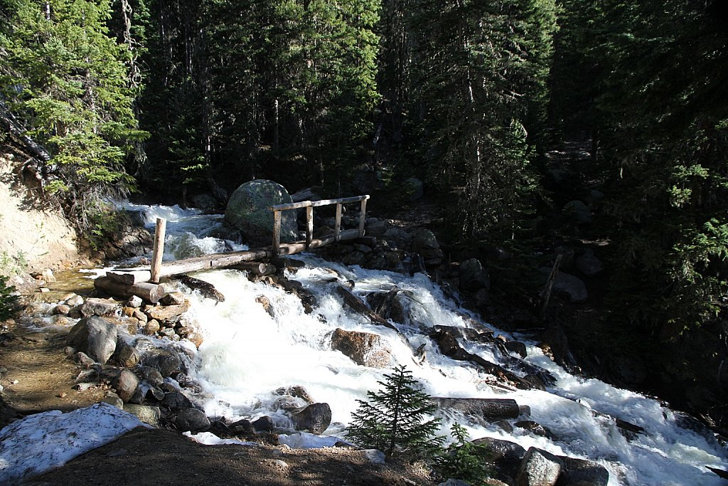 Bridge over Arapaho Creek