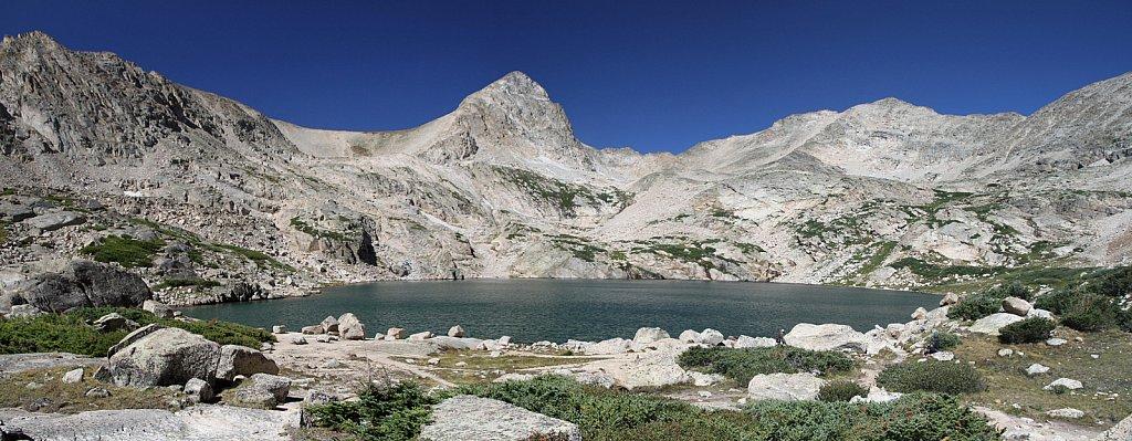 Blue Lake, Mount Toll