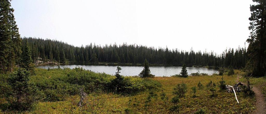 Lower Lake, Western Shore