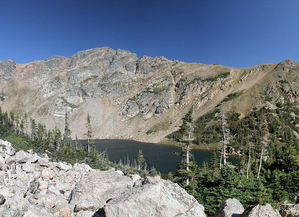 Upper Crater Lake, Sprint Peaj